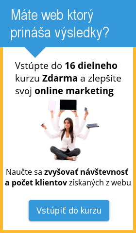 Kurz online marketingu